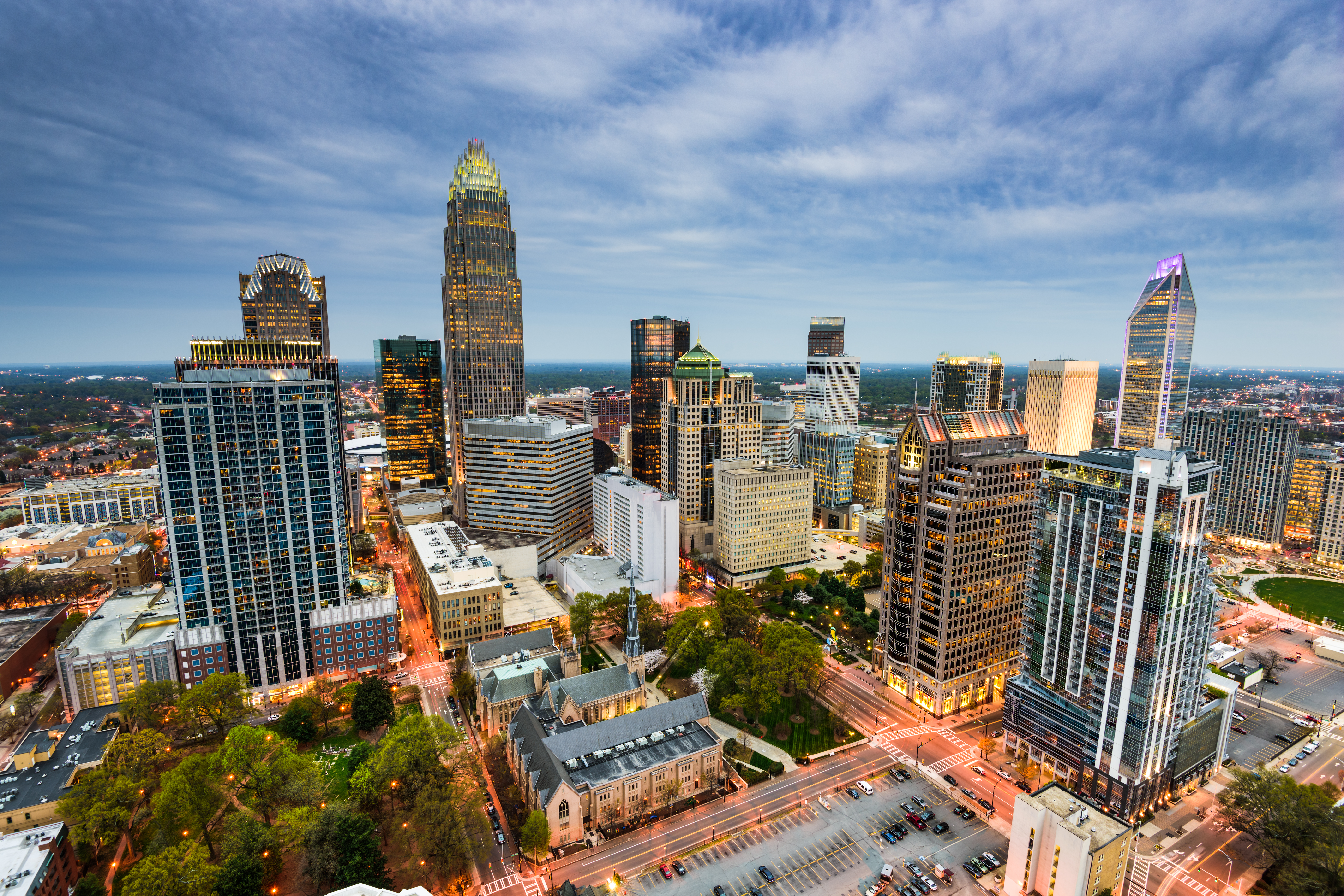 About the Weather in Charlotte, North Carolina | 10Best