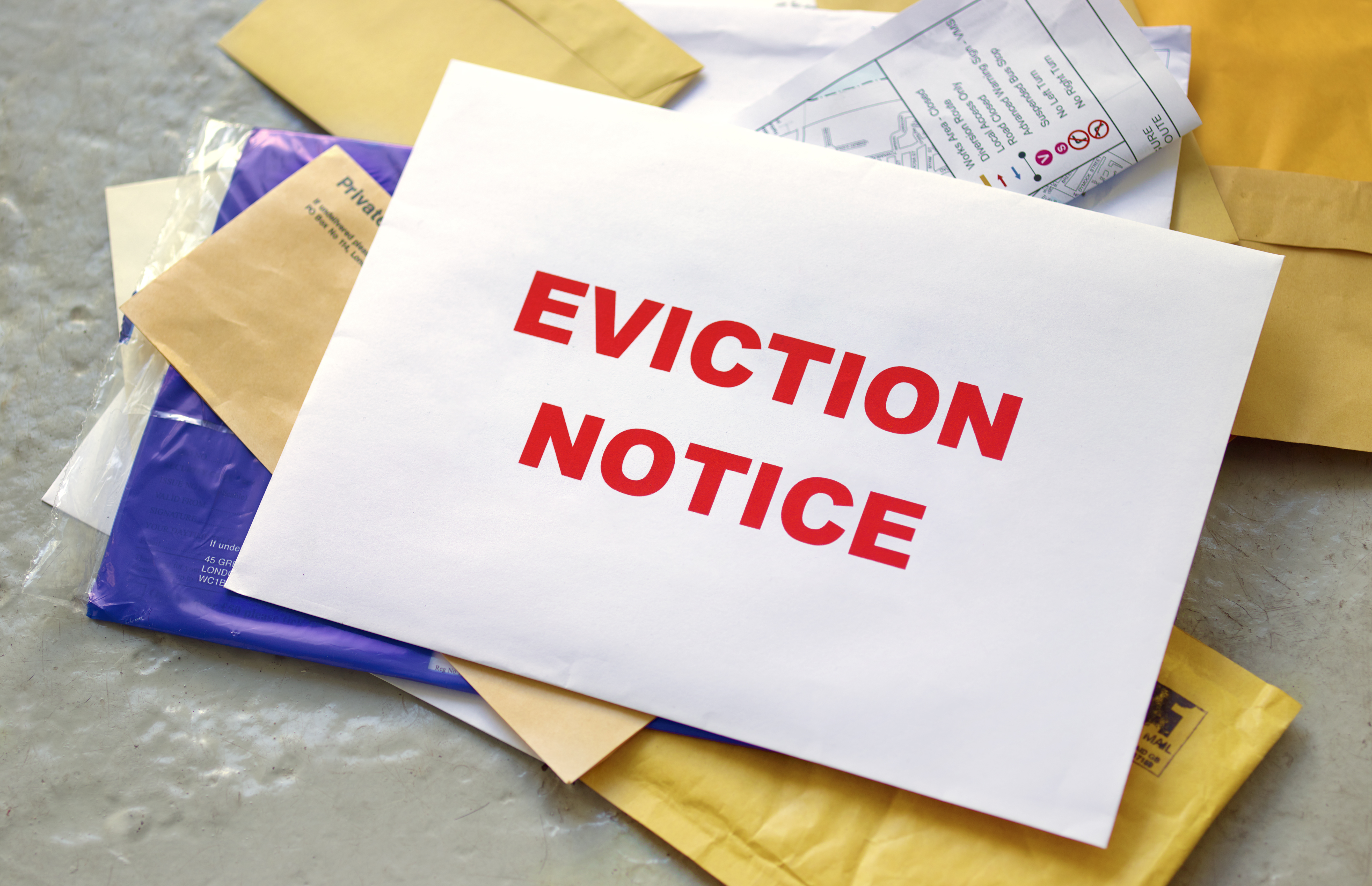 Do You Need An Eviction Notice If No Lease Has Been Signed In
