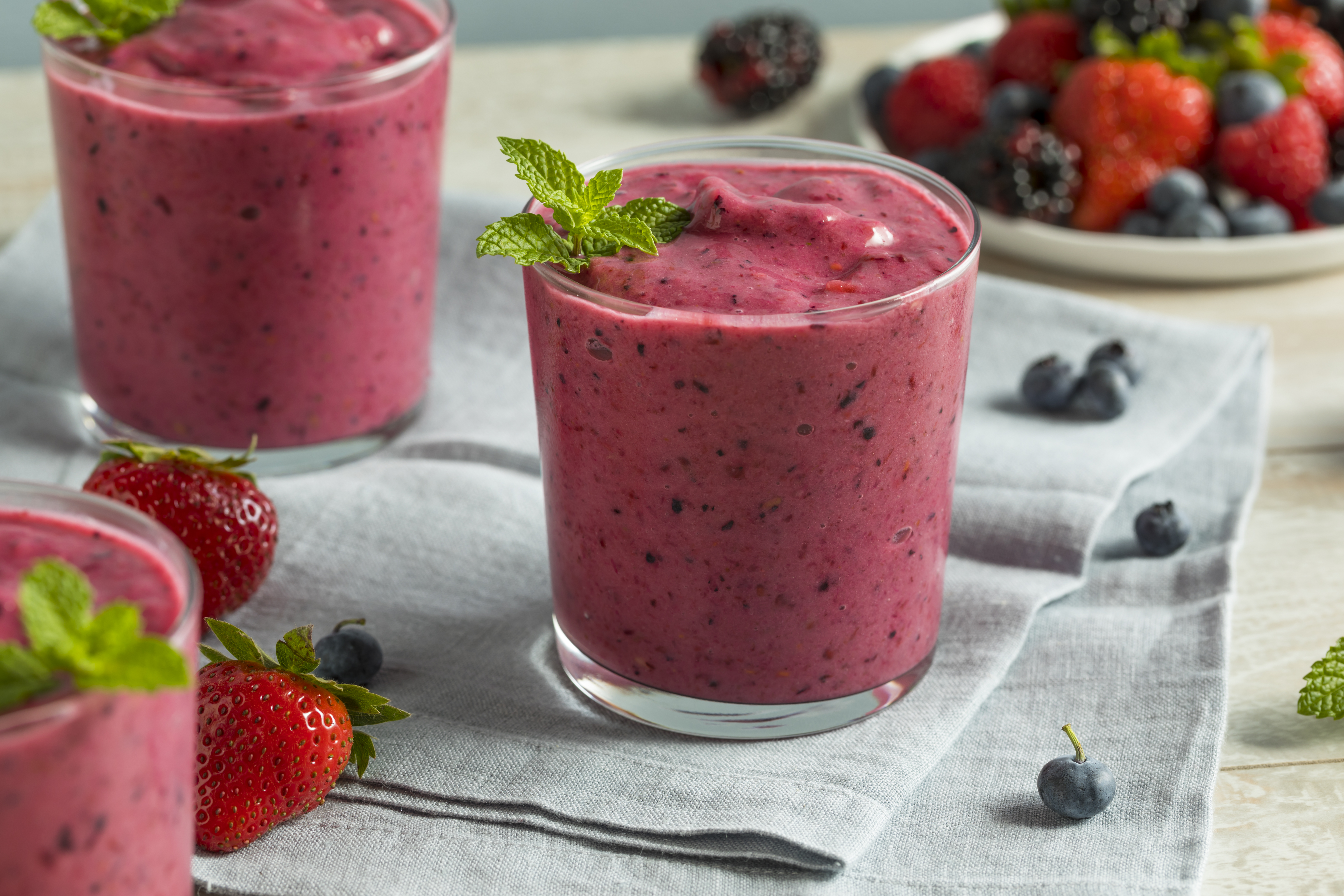 health benefits of fruit smoothies | healthy eating | sf gate