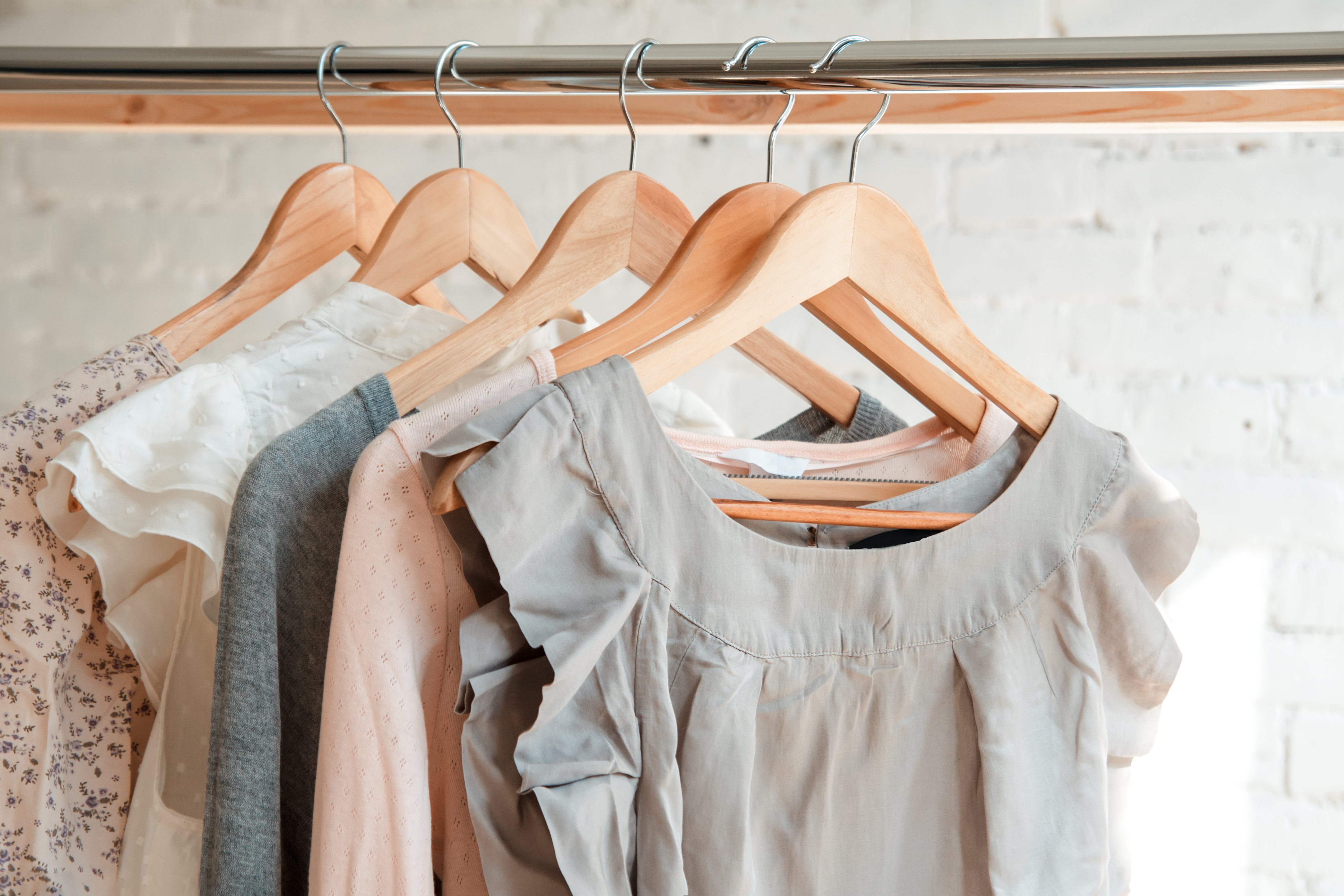 How To Get Rid Of The Musty Smell In A Clothes Closet | Hunker