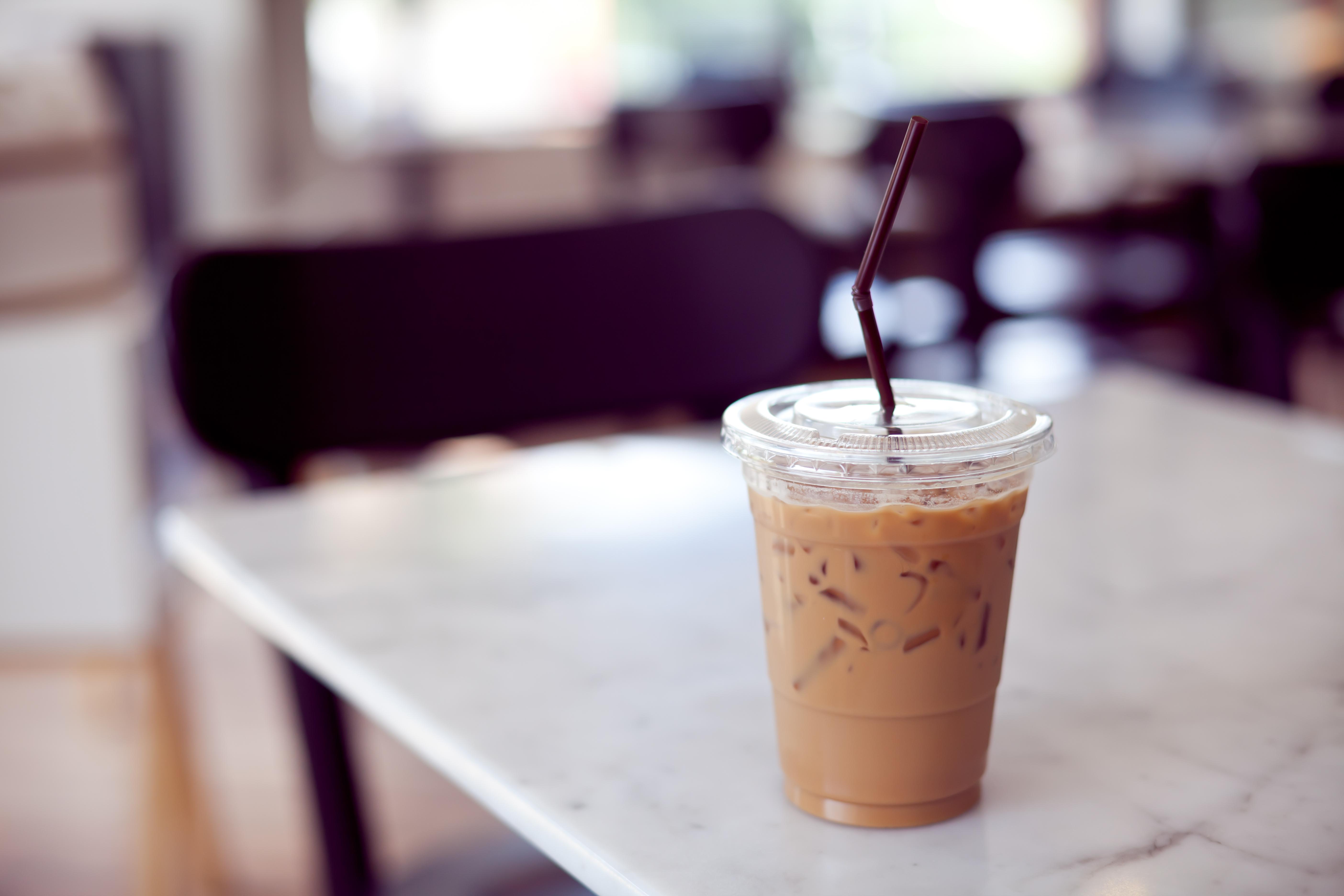 Intestinal bacteria like coffee and drink 61