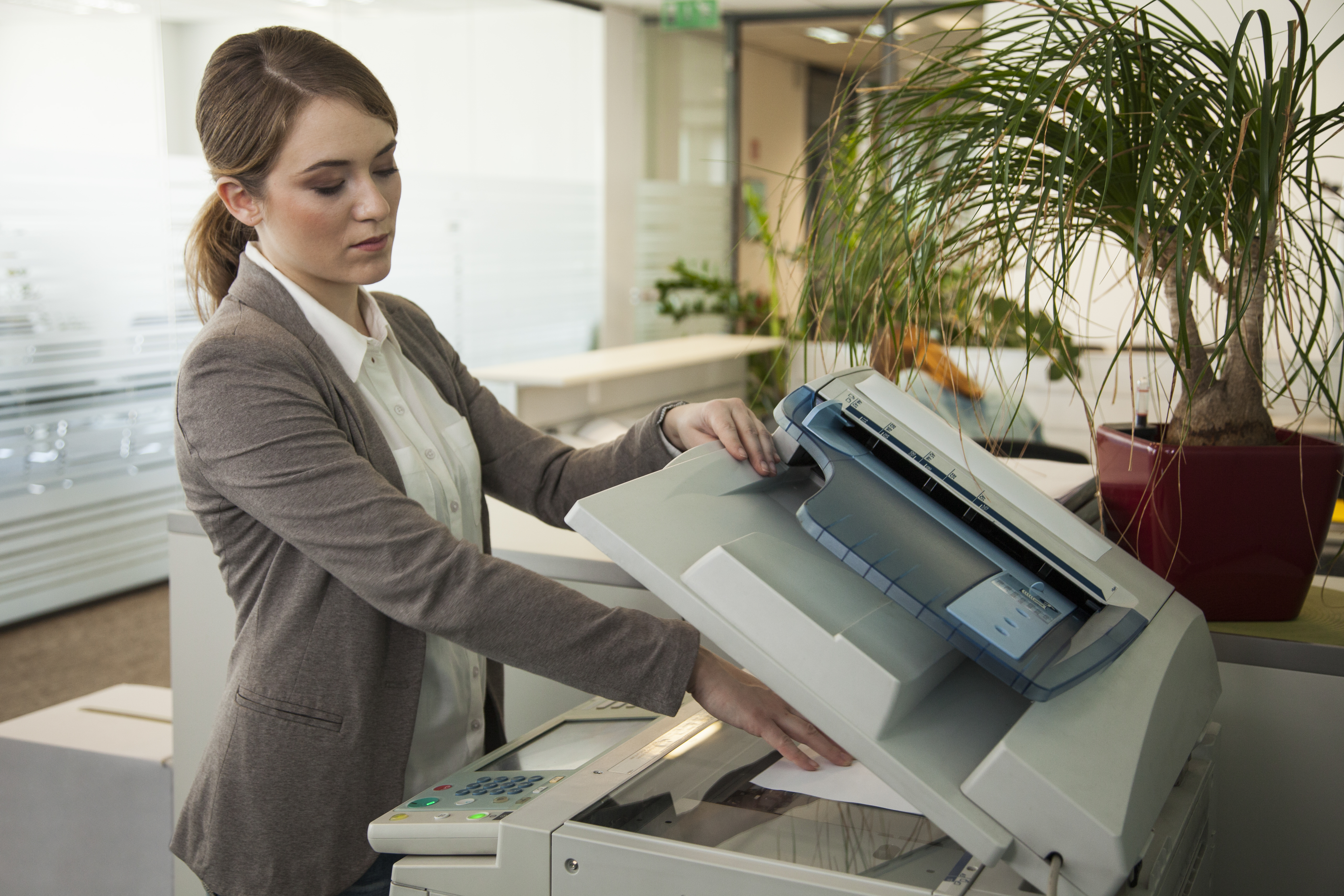 How to Get a Printer to Fill a Whole Page   Chron com