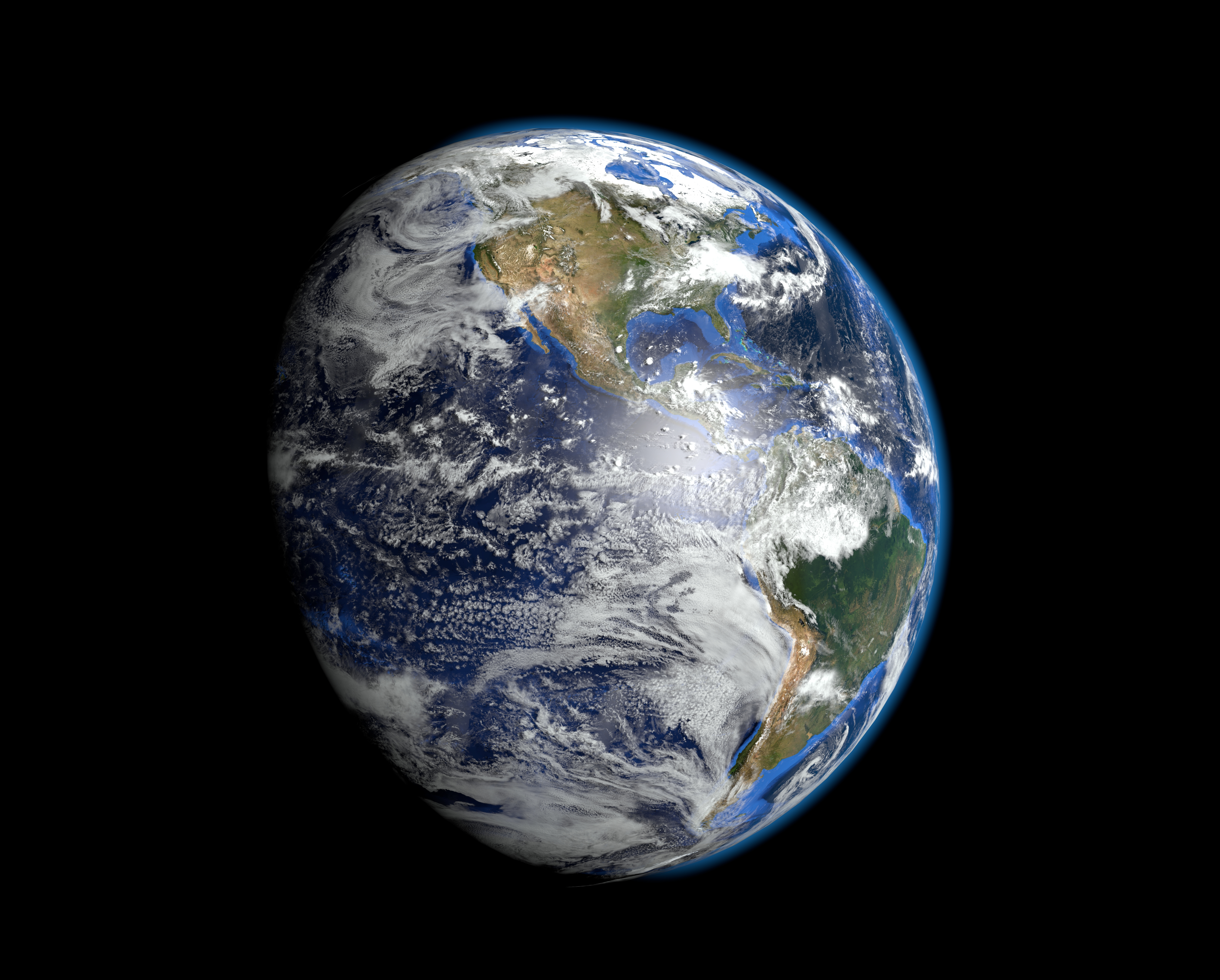 Does the Earth Rotate Slower or Faster at the Top?
