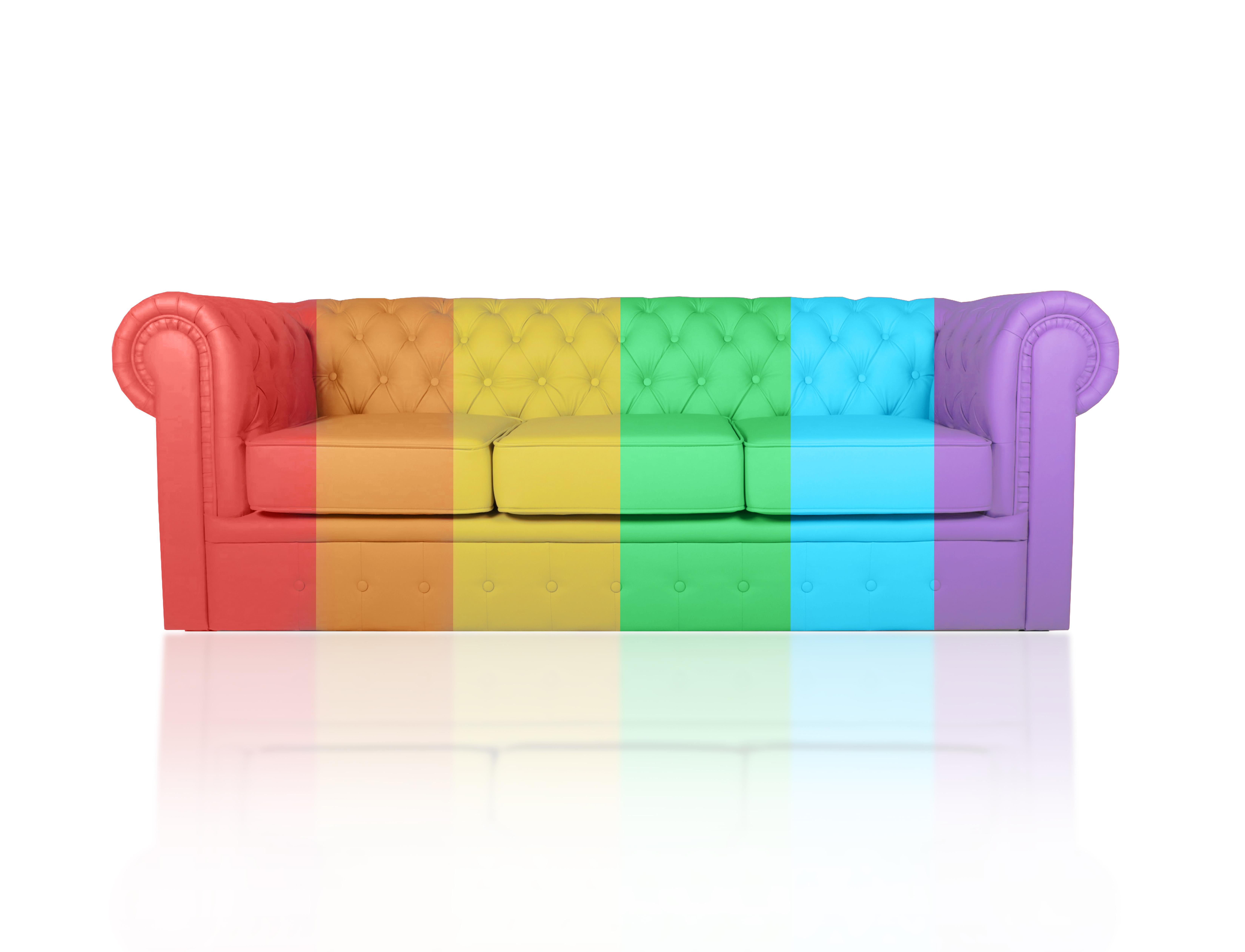 Fabulous Techniques For Painting Leather Hunker Short Links Chair Design For Home Short Linksinfo
