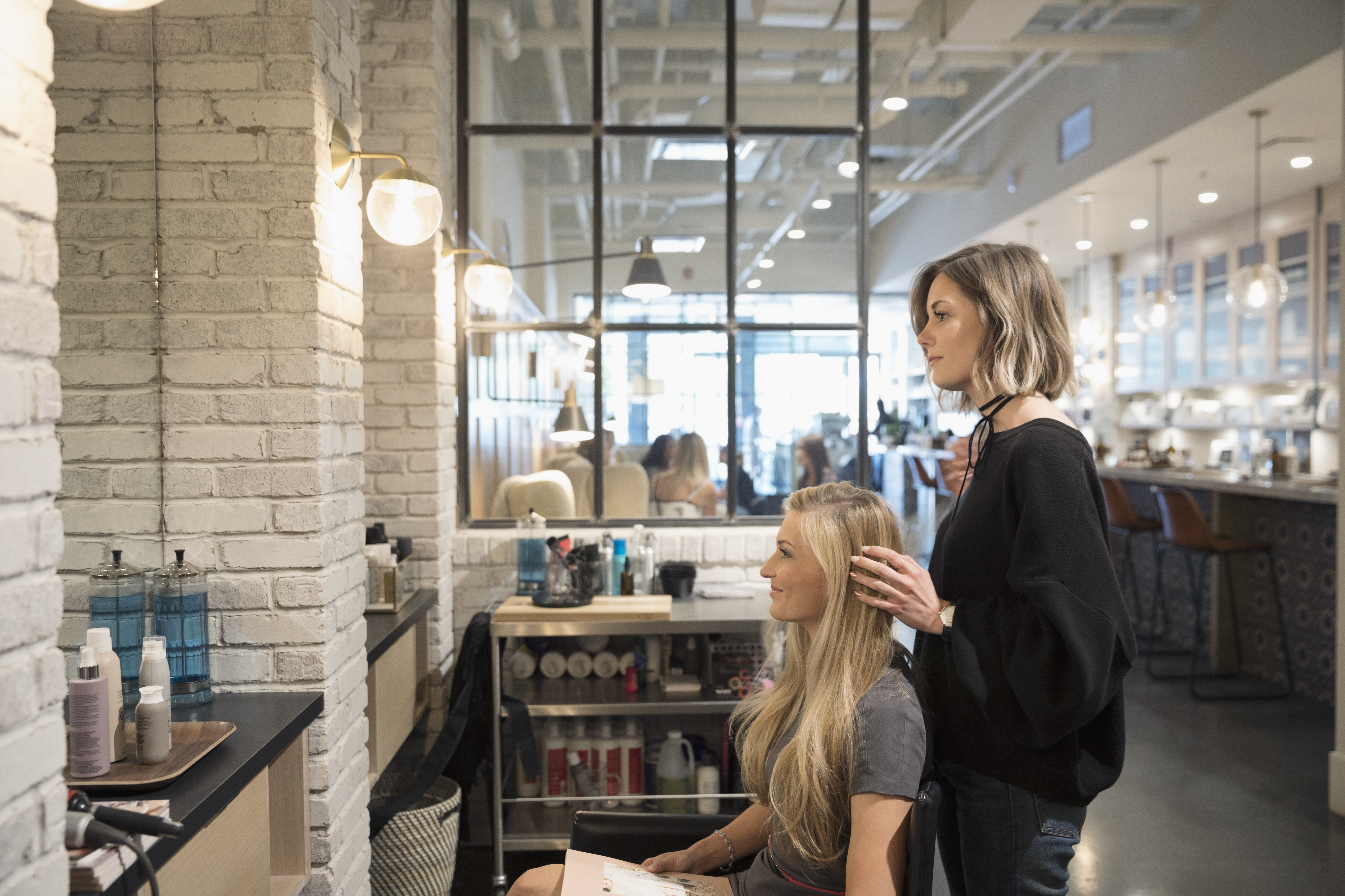 The Target Market in the Salon Industry  Small Business - Chron.com