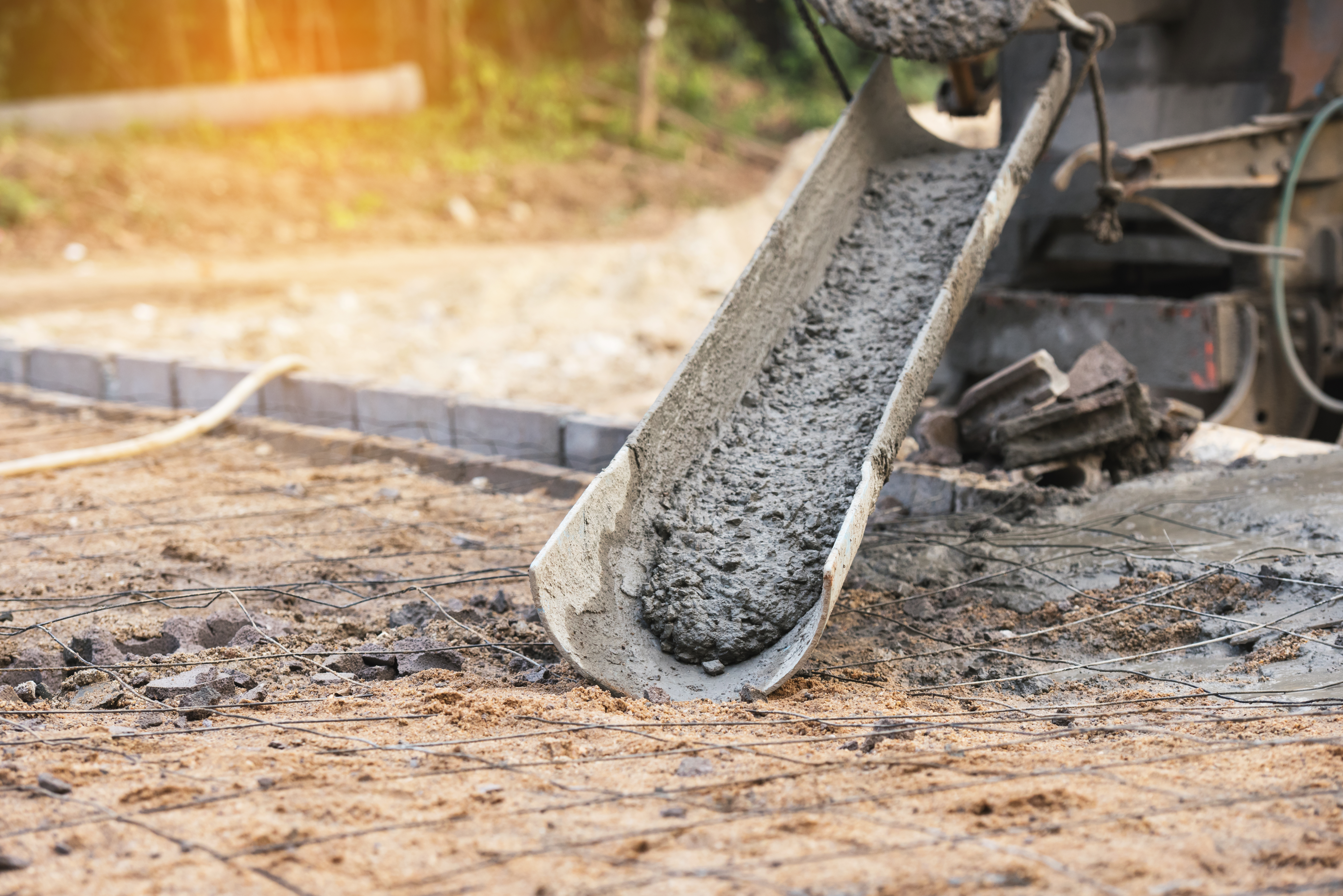 How to Pack Down Rock Before Pouring Concrete | Home Guides