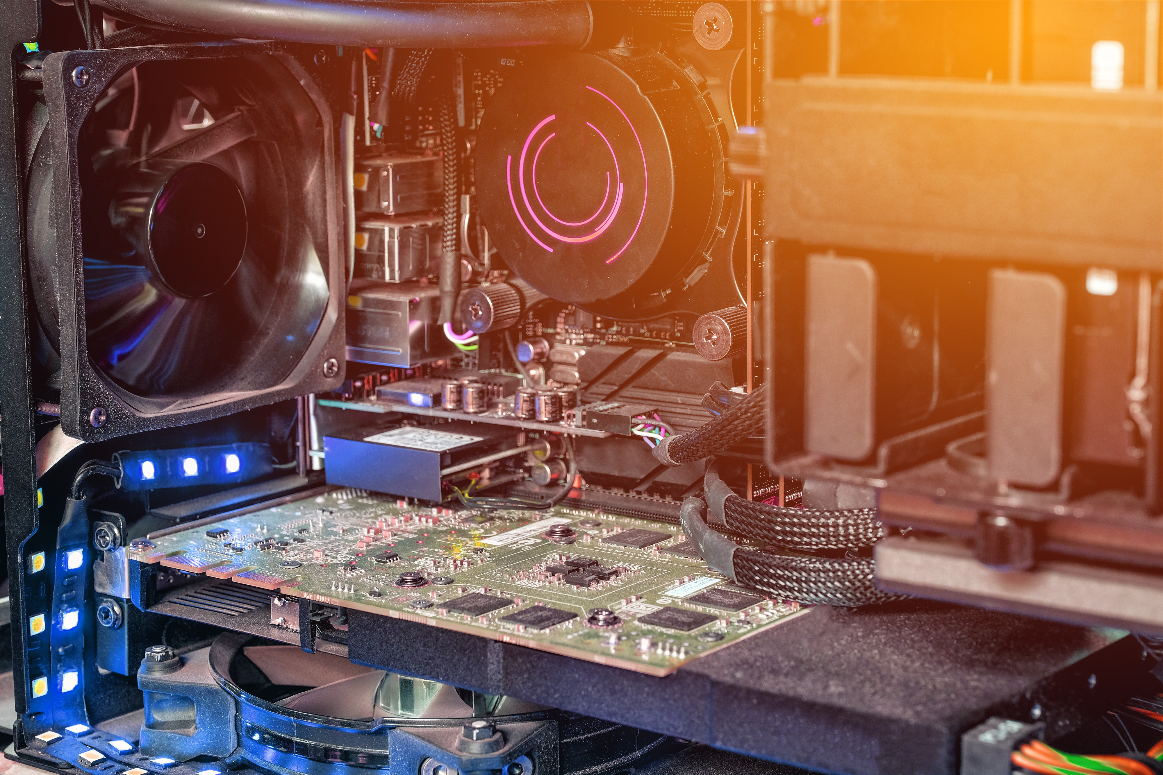 How to Tell If a Motherboard Is an ATX | Chron com