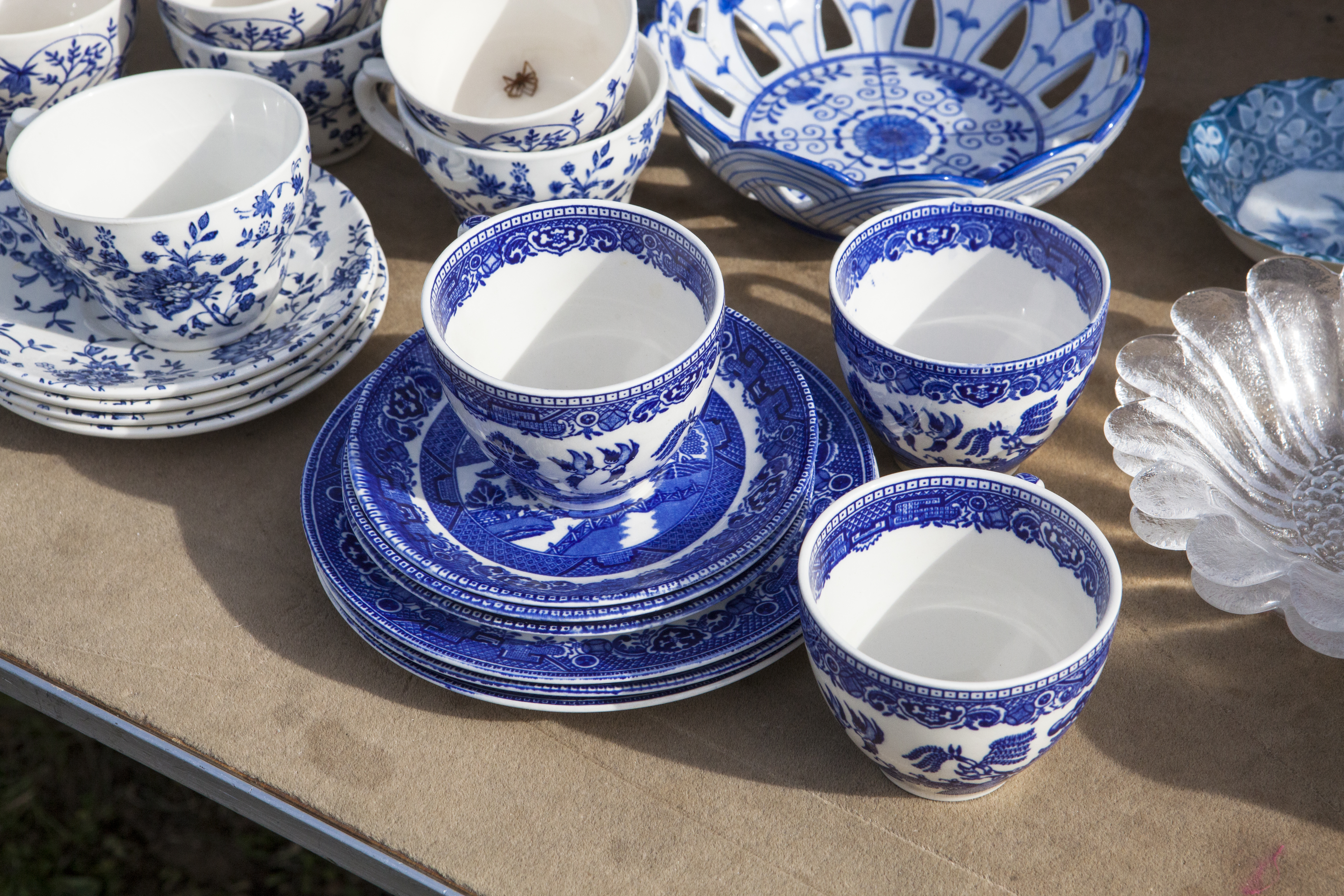 How to Tell If Old China Dishes Are Valuable  Hunker