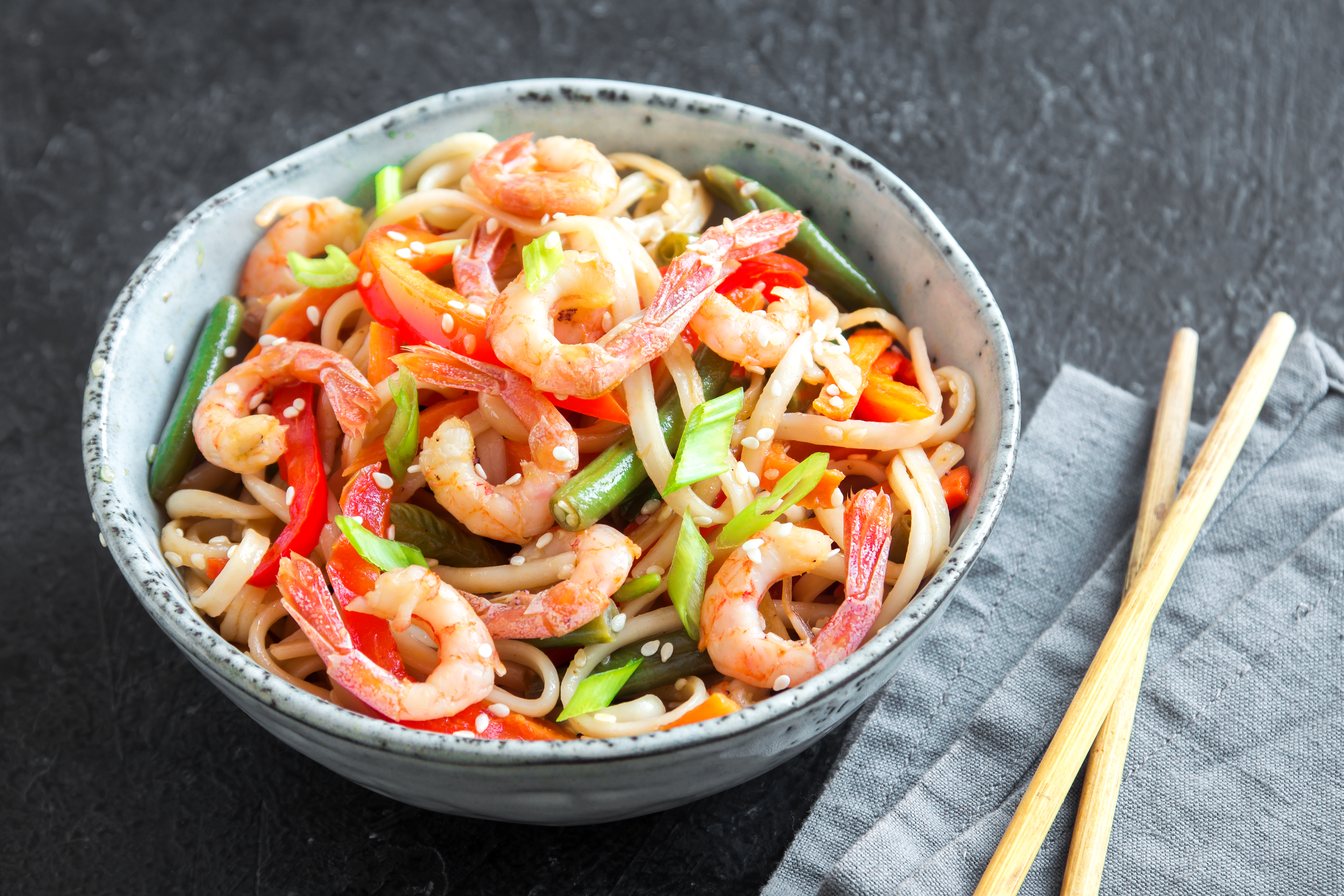 How To Choose Healthy Low Fat Options When Eating Chinese