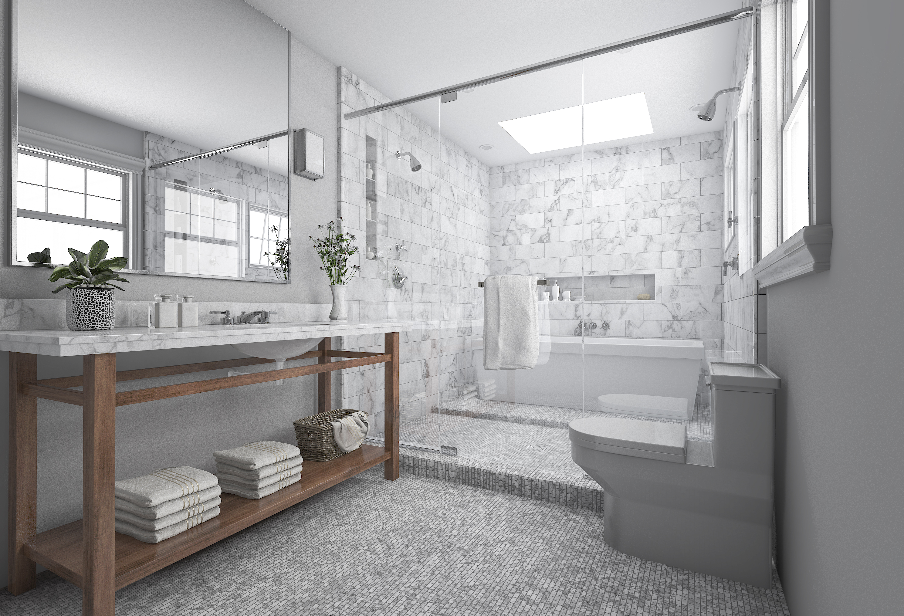 how much does a new bathroom increase the value of a house? | home