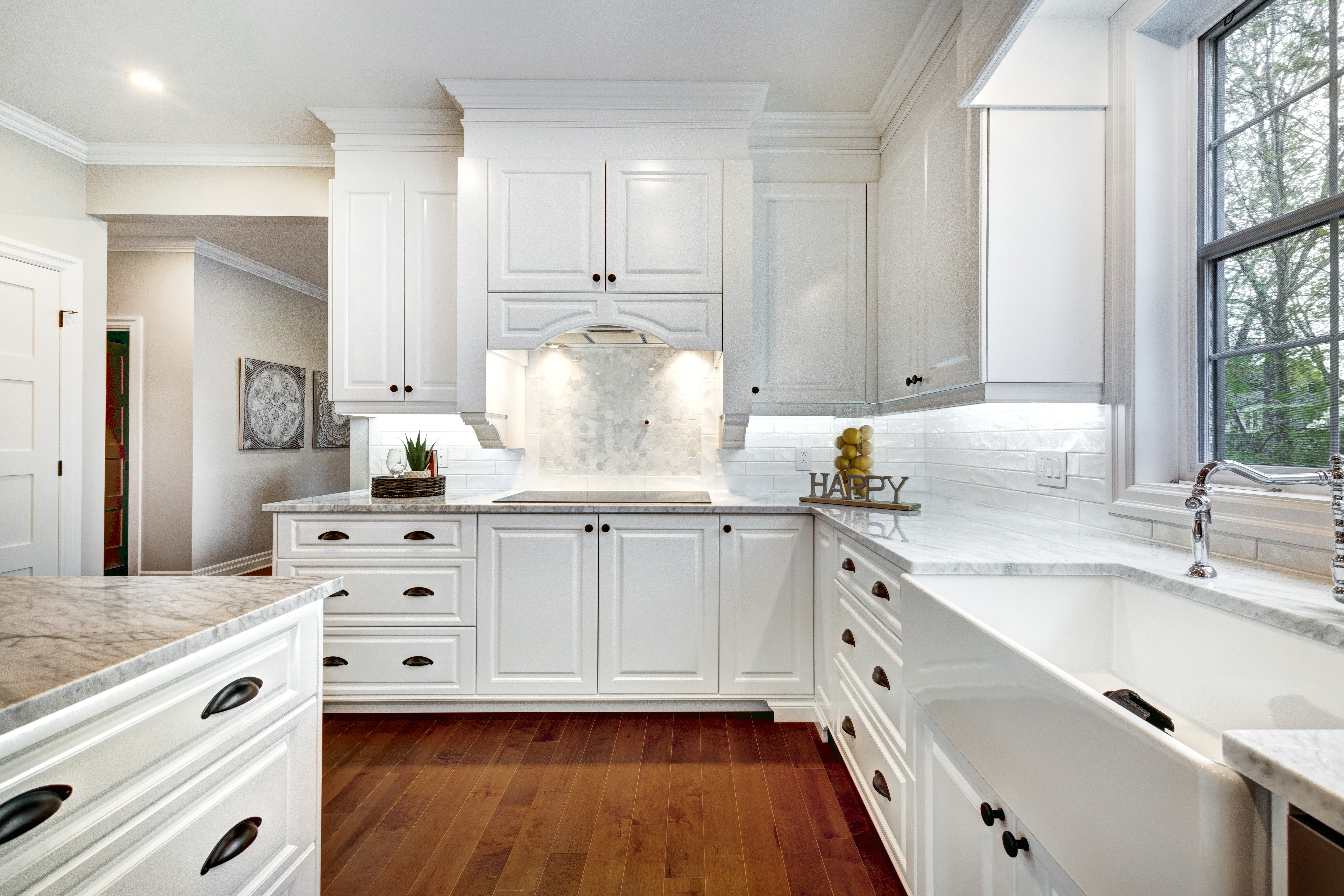 How To Make Oak Cabinets Look Like French Country Hunker