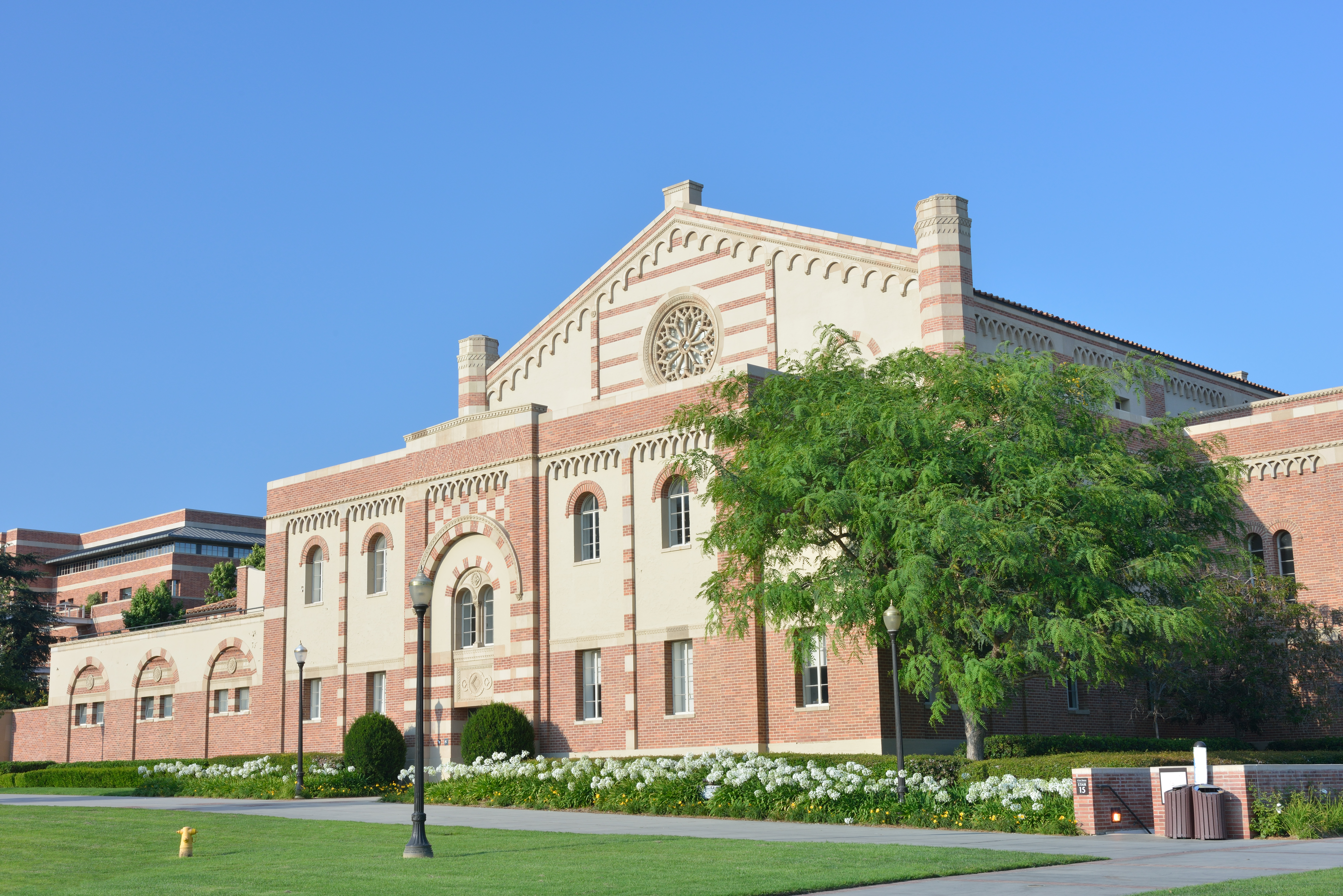 History of UCLA College | The Classroom