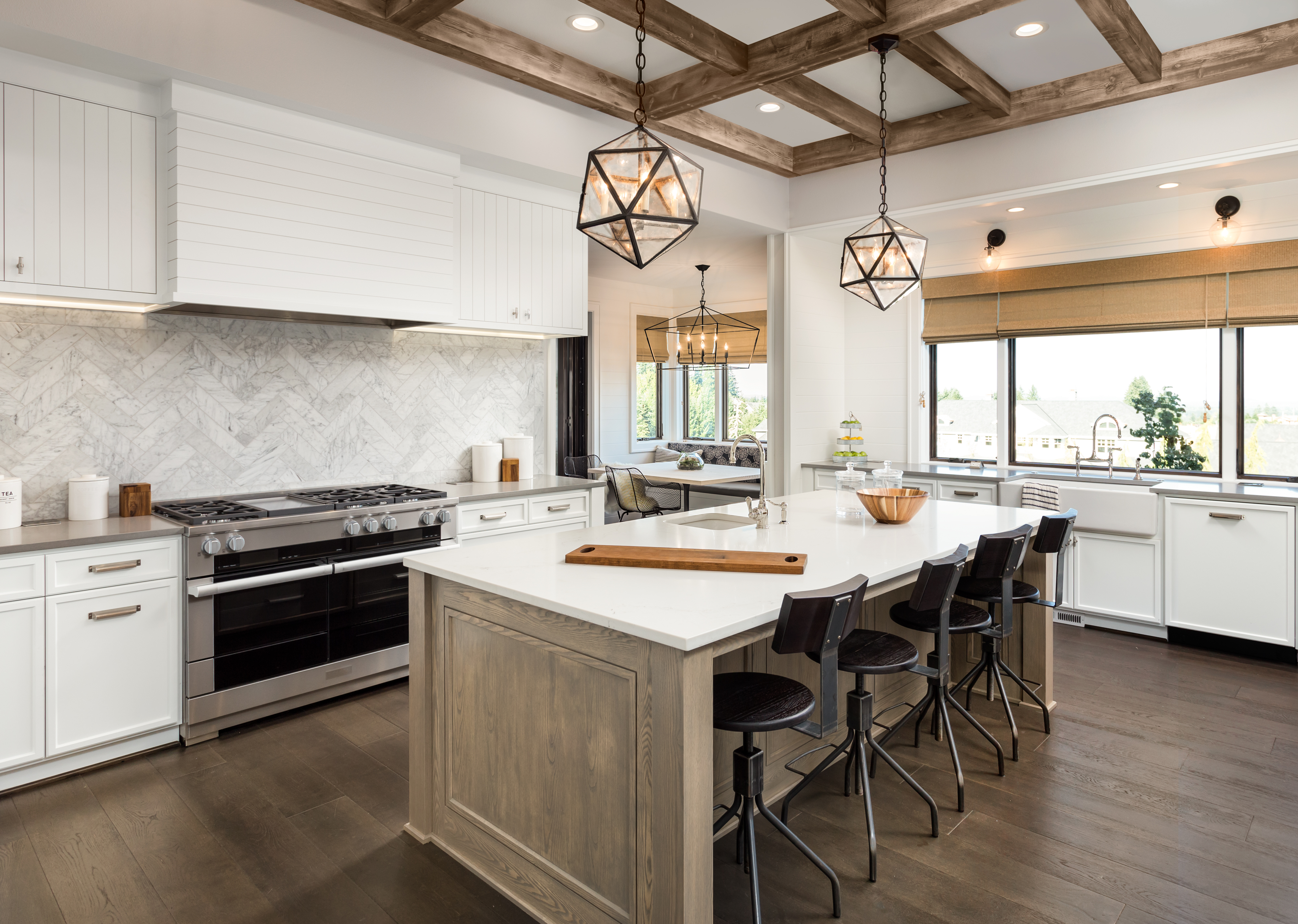 Pros & Cons of Engineered Wood Floors That Float or Glue Down   Hunker