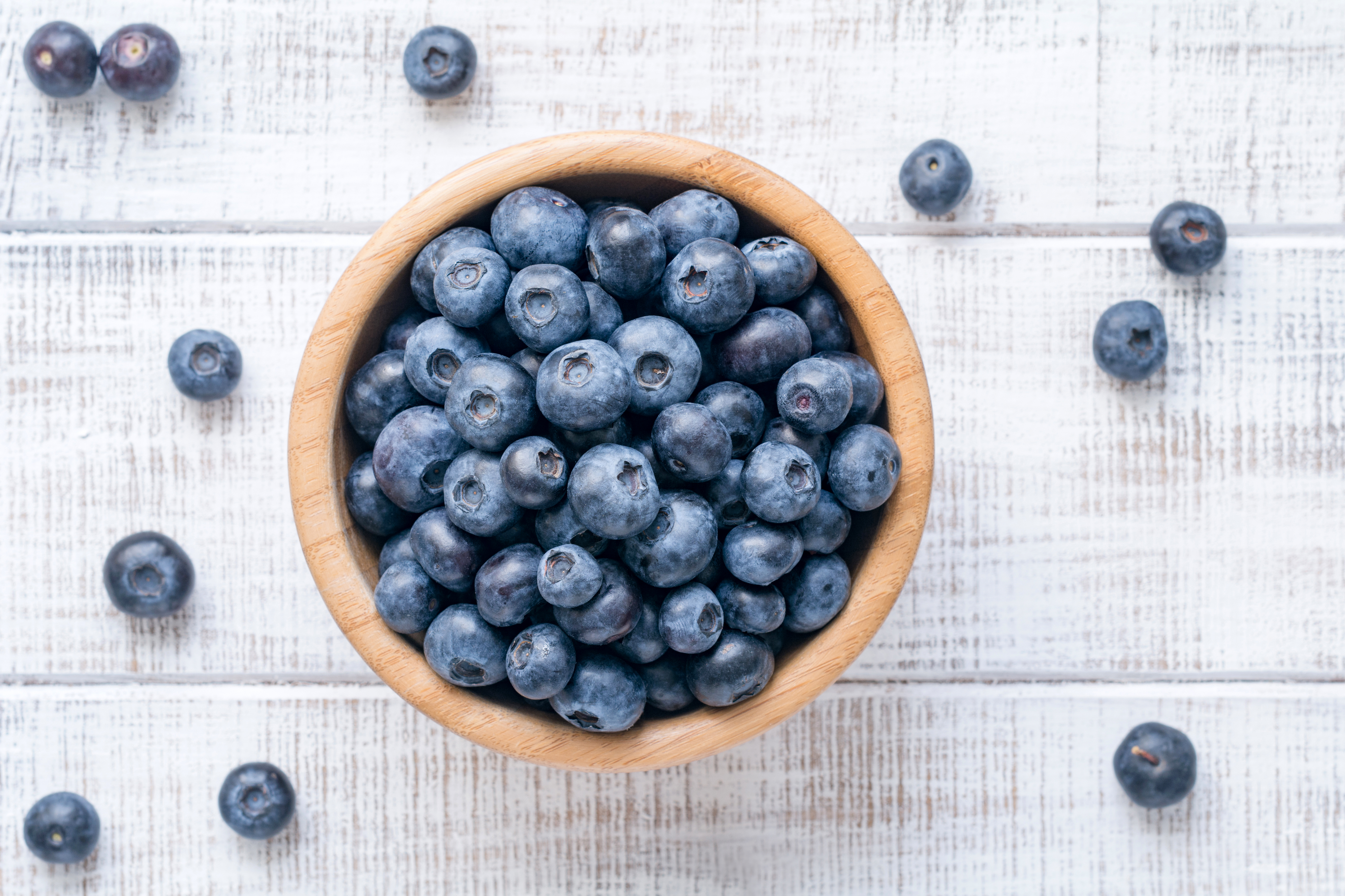 Tremendous Blueberries And Enzymes Healthy Eating Sf Gate Ibusinesslaw Wood Chair Design Ideas Ibusinesslaworg