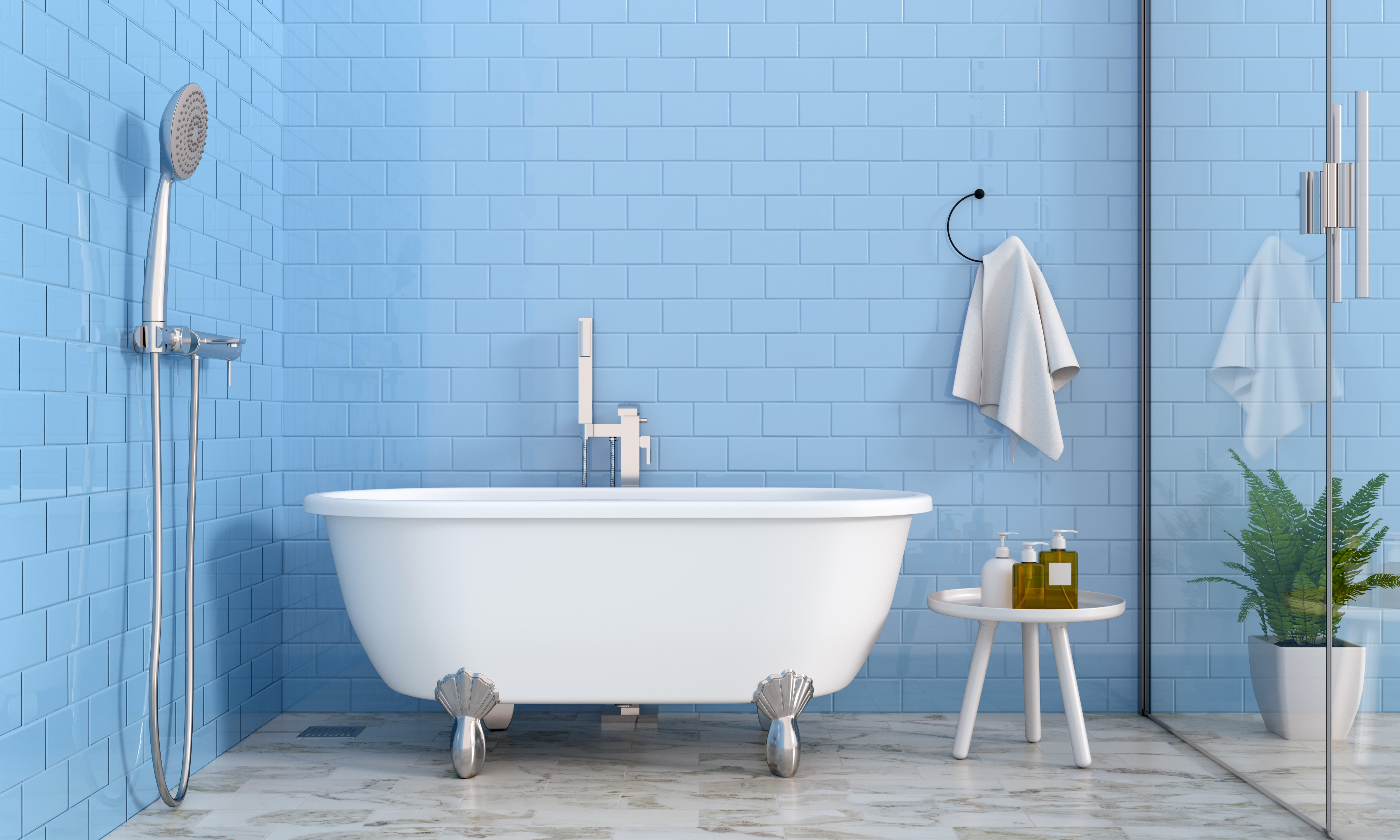 What Type of Grout Is Used on Tile Joints in a Shower? | Home Guides
