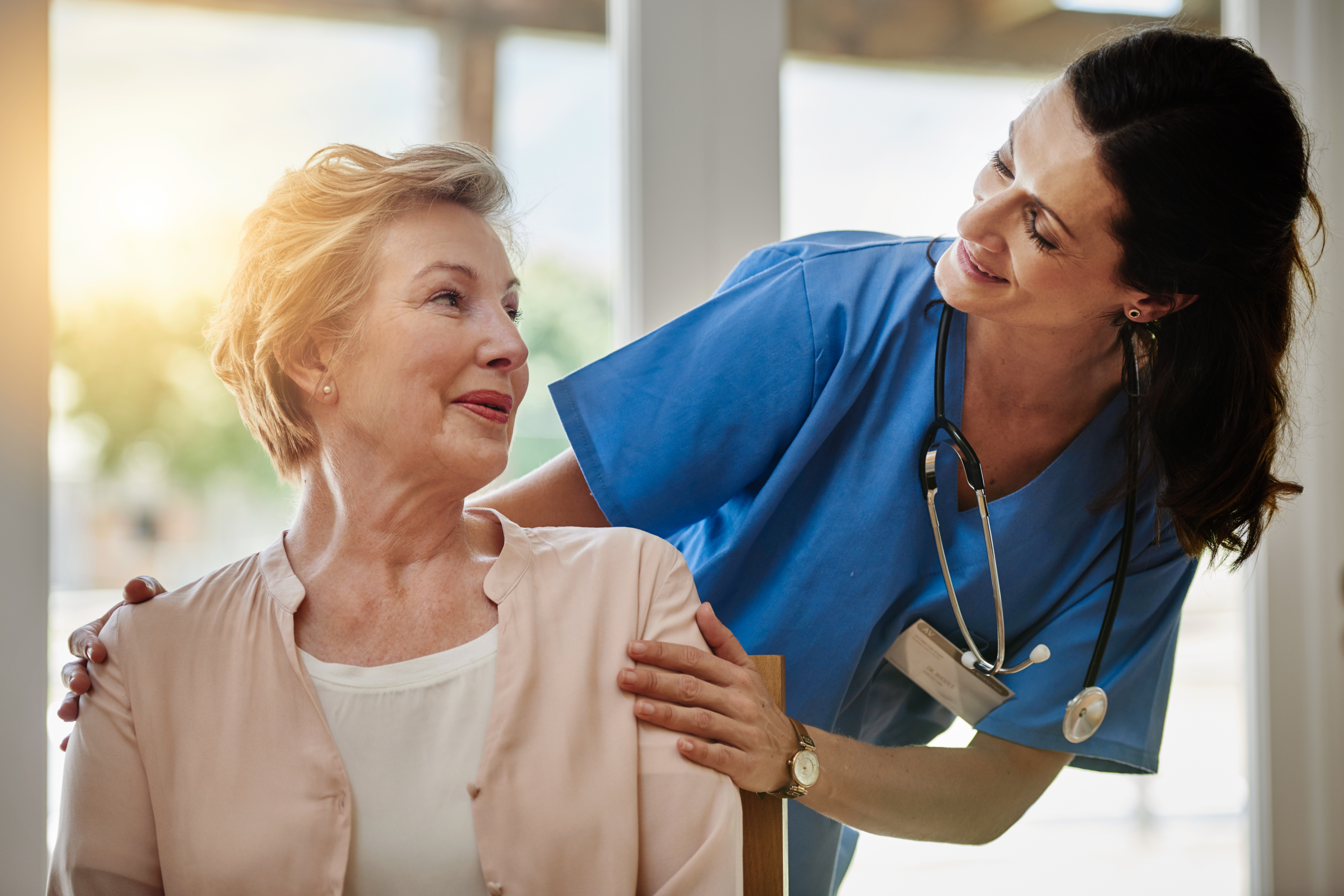 Examples Of Work Related Goals For Caregivers And Nursing Assistants