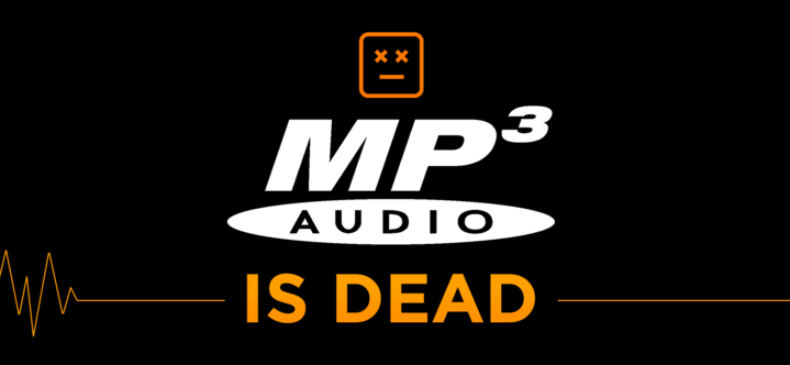 MP3 audio is dead. Try VOX HD Music Player for high-quality music