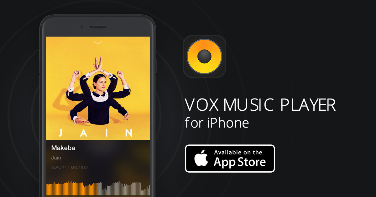 Lossy vs. Lossless - VOX Music Player for Lossless Music