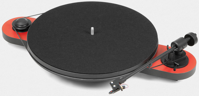 Lightweight turntable