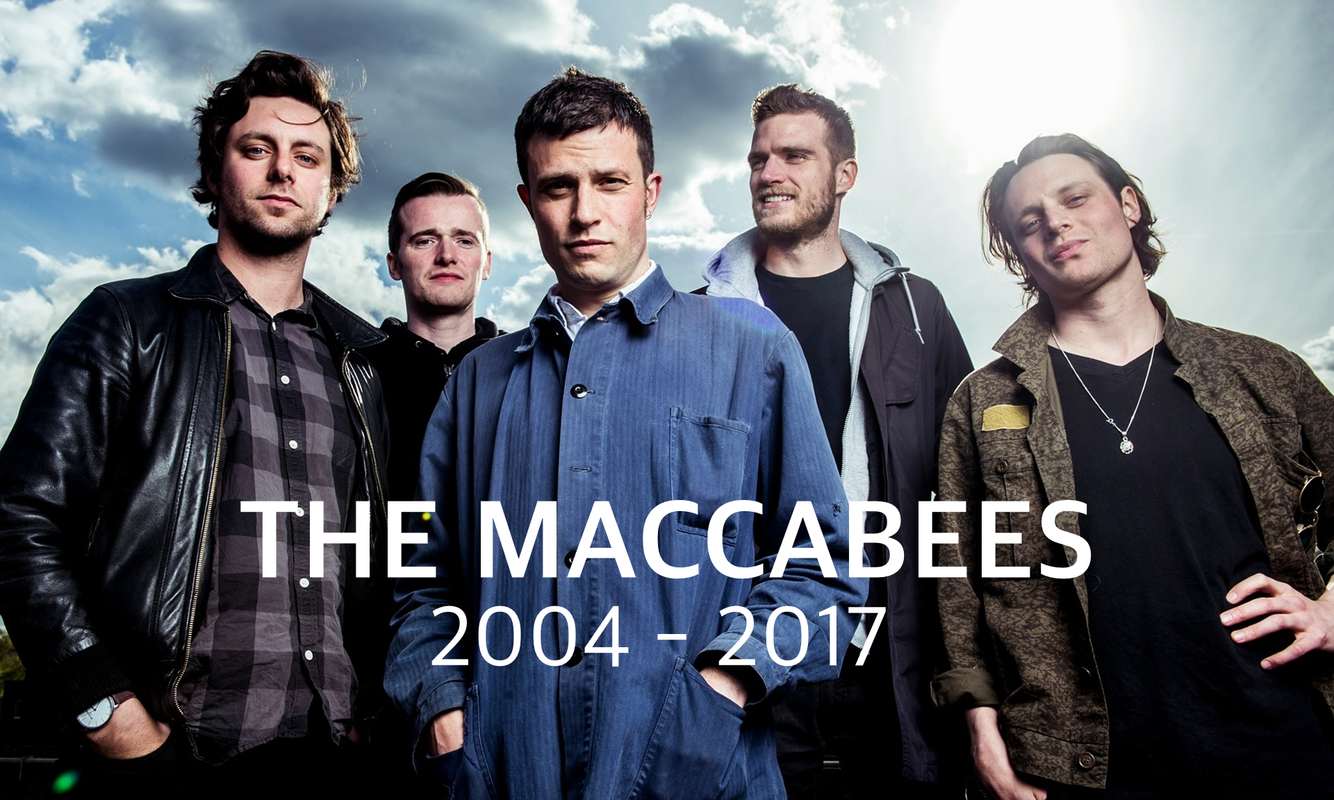 Bands we've lost in 2017: The Maccabees