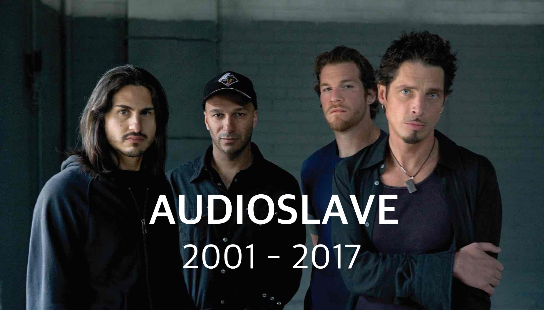 Bands we've lost in 2017: Audioslave