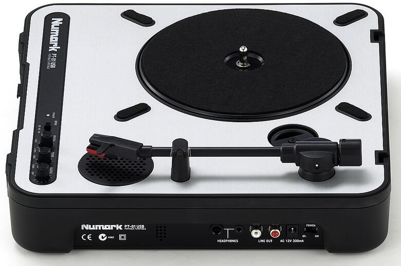 Numark PT-01 Turntable