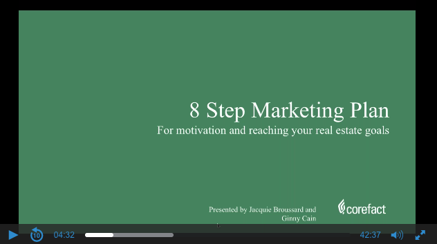 8 Step Marketing Plan