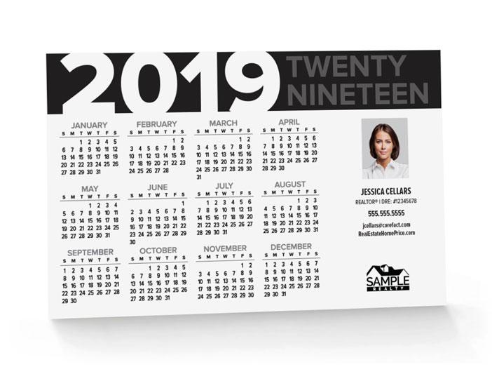 Corefact Calendar 2019 - 01