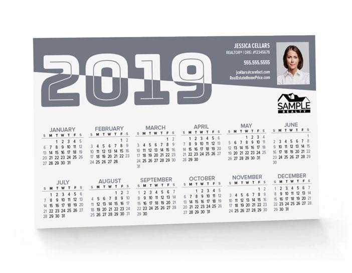 Corefact Calendar 2019 - 02