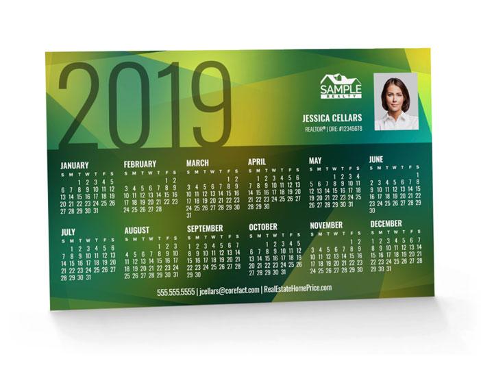 Corefact Calendar 2019 - 04