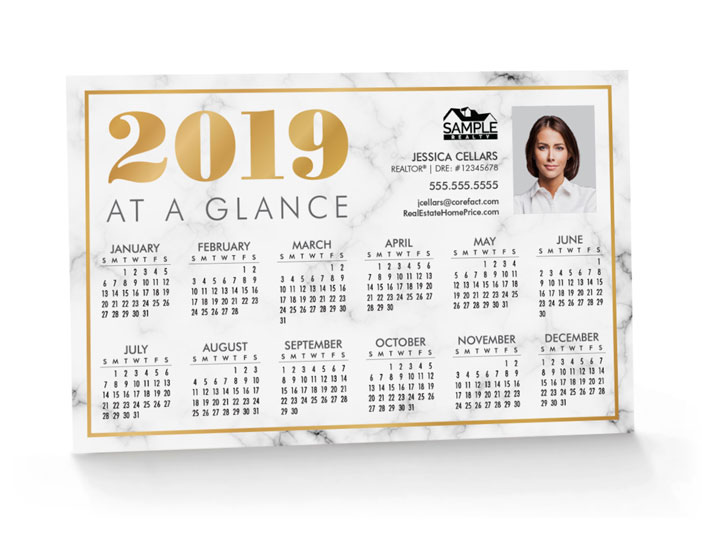Corefact Calendar 2019 - 05