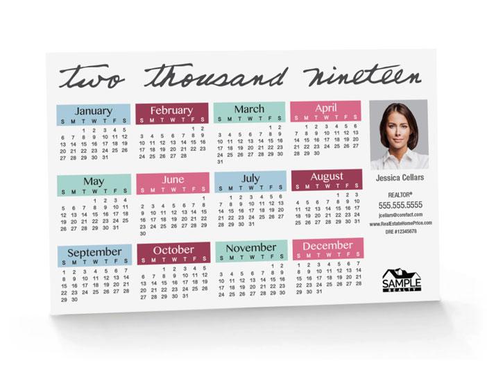 Corefact Calendar 2019 - 10