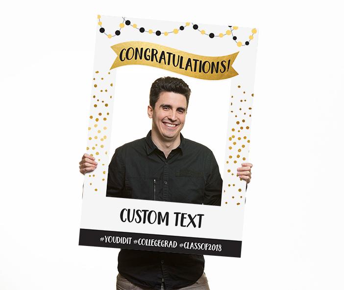 Corefact Congratulations Frame - 01