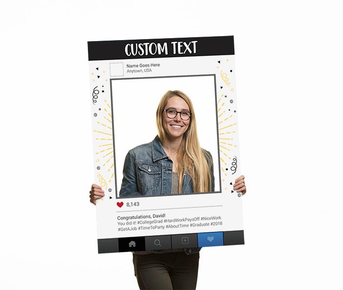 Corefact Congratulations Frame - 03