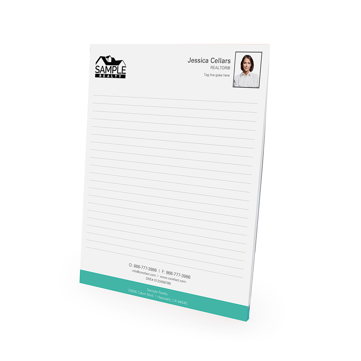 Corefact Notepad - Large 02
