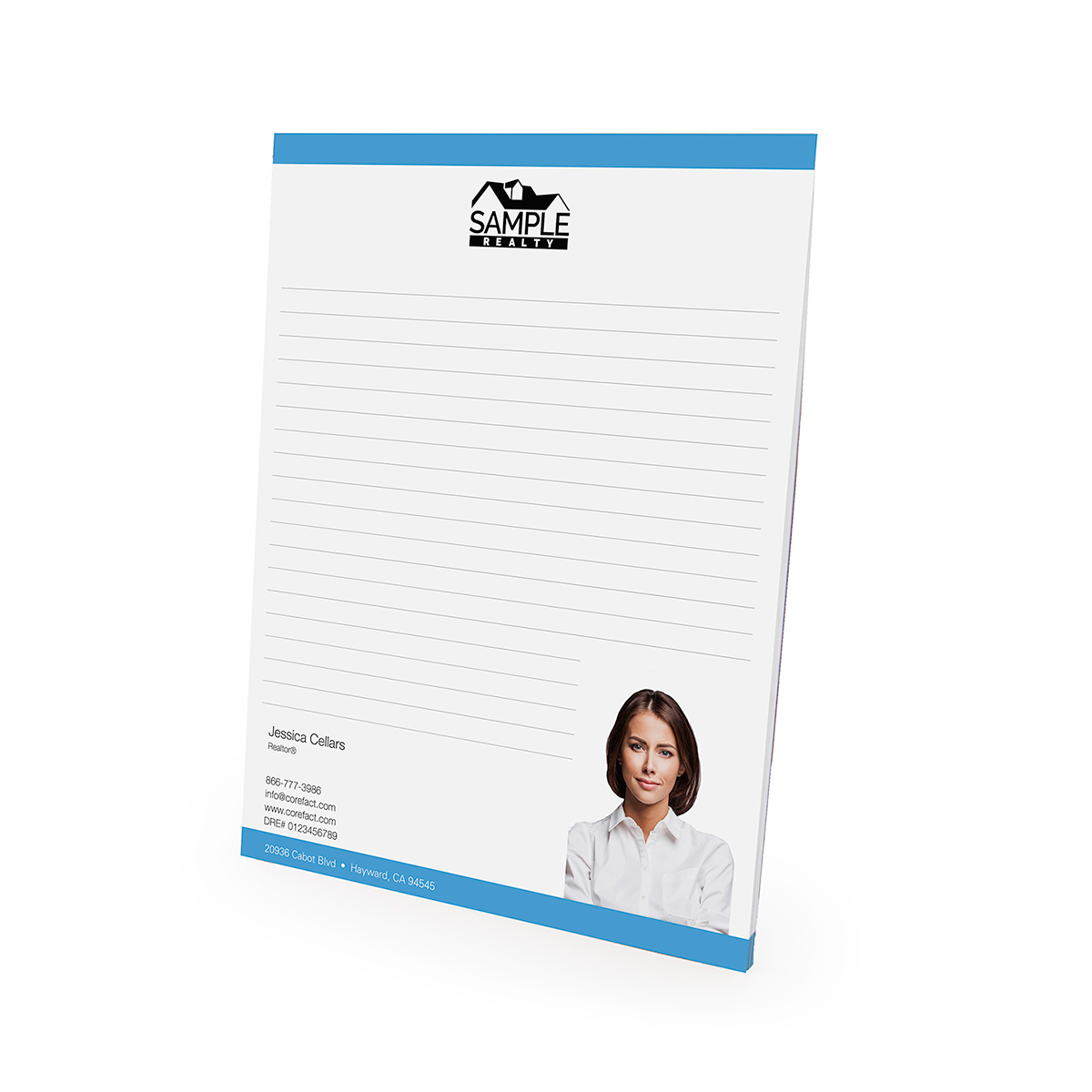 Corefact Notepad - Large 03
