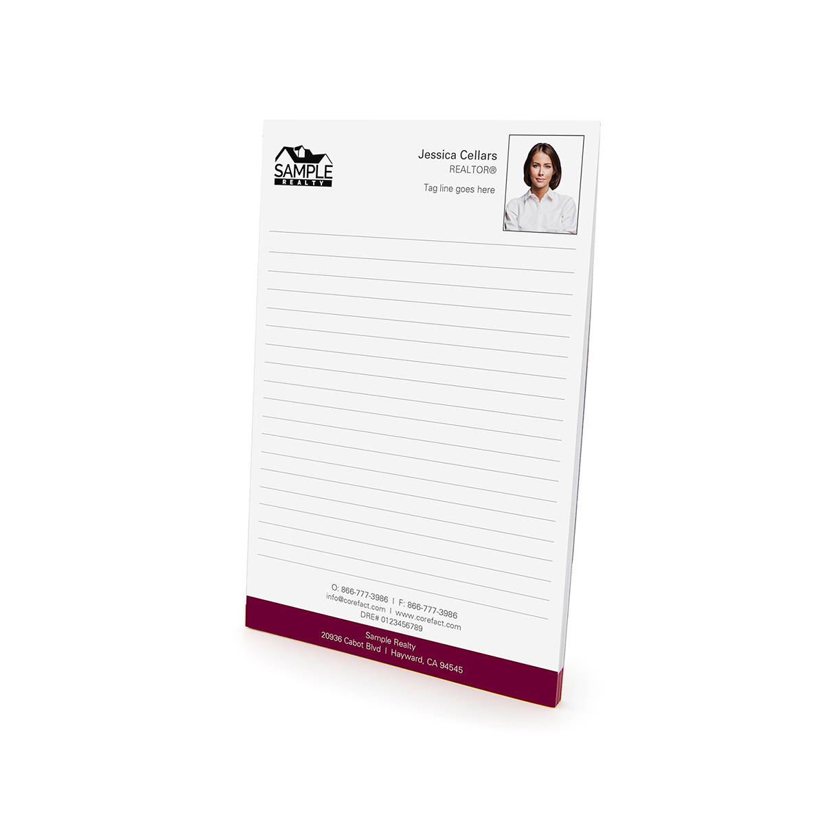 Corefact Notepad - Medium 02