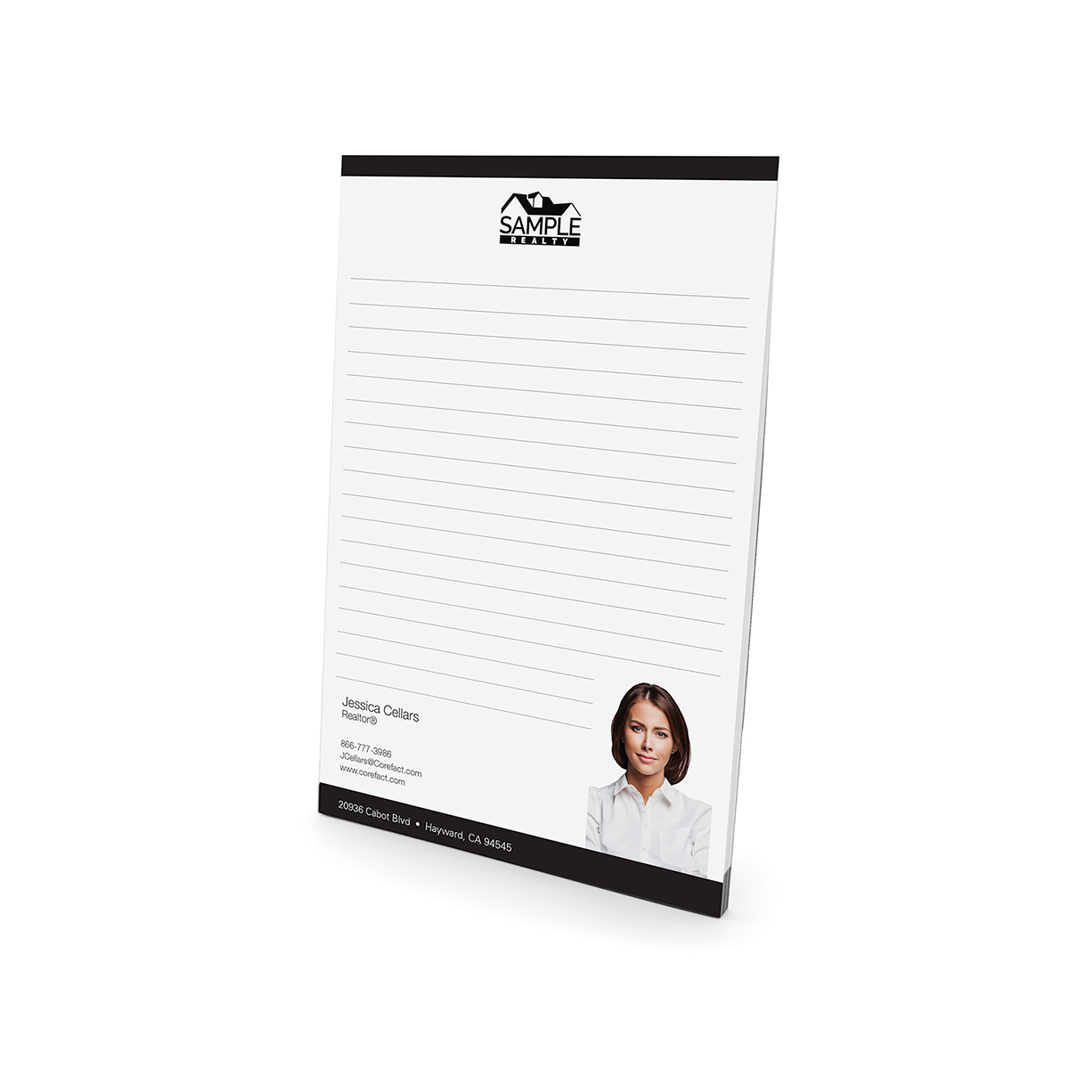 Corefact Notepad - Medium 03