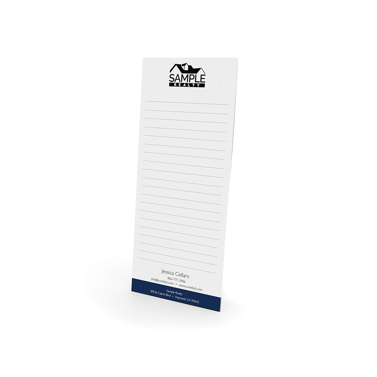 Corefact Notepad - Small 01