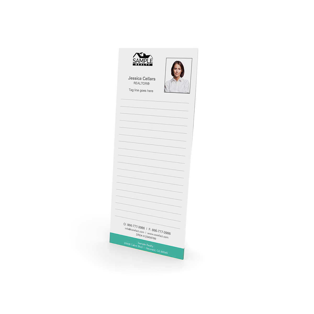 Corefact Notepad - Small 02