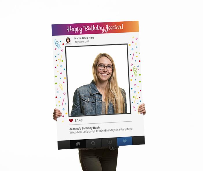 Corefact Birthday Frame - 04