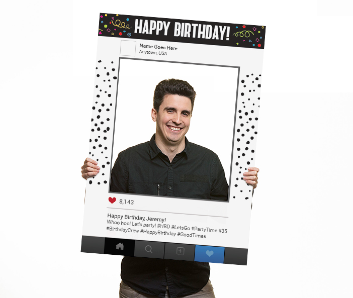 Corefact Birthday Frame - 05
