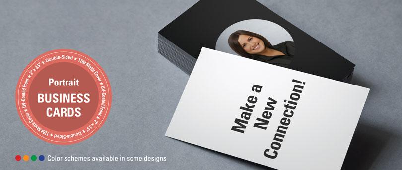 Business Cards - Landscape