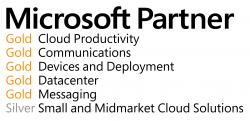 Microsoft Gold Cloud Partner