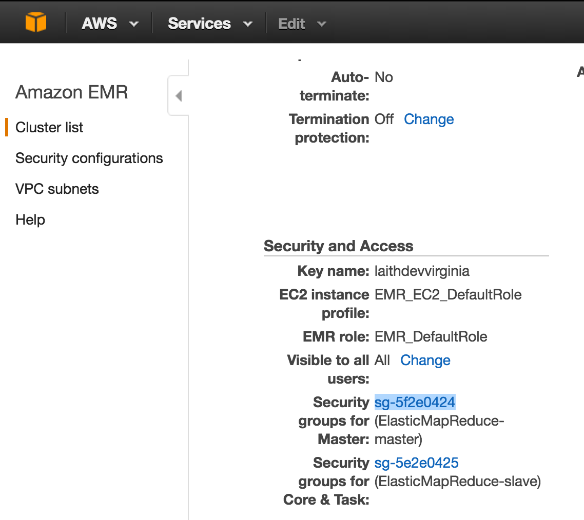 Amazon EMR Tutorial: Apache Zeppelin & HBase Interpreters