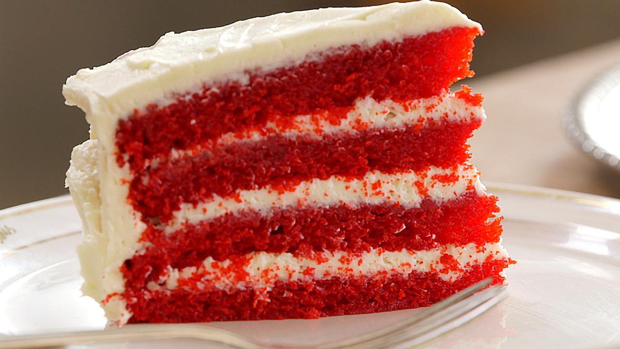 Original WaldorfAstoria Red Velvet Cake