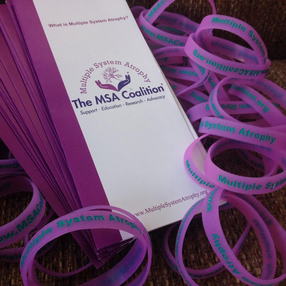 March is MSA Awareness Month Photo