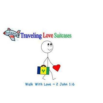 Traveling Love Suitcases - St Vincent Children Outreach Mission's Photo