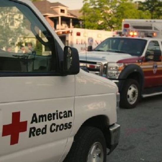 American Red Cross' Photo