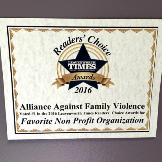 ALLIANCE AGAINST FAMILY VIOLENCE INCORPORATED's Photo